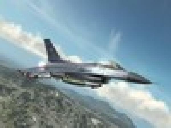 Ubisoft анонсировала аркадный авиасим Tom Clancy's H.A.W.X. 2. Четыре