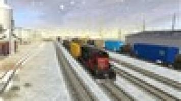 Trainz Simulator 2010 едет в Россию