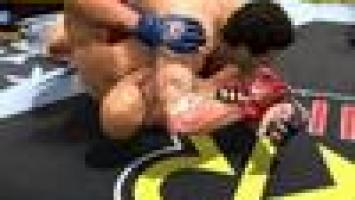 Рецензия и видеообзор EA Sports MMA от PlayGround.ru