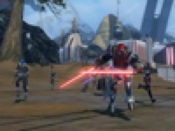 ������ ������ ������ � ������� ������ � Star Wars: The Old Republic