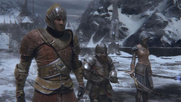 скачать игру властелин колец War In The North - фото 5