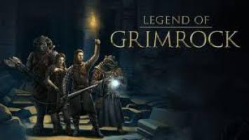 Legend of Grimrock. Пацаны к свету шли