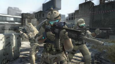 Tom Clancy's Ghost Recon Online. Держи монету