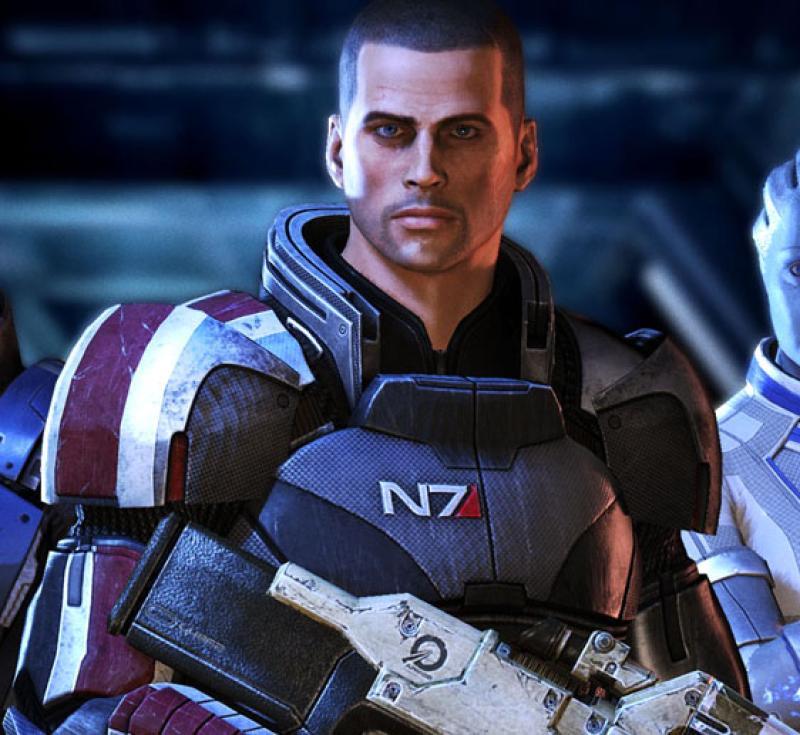 Mass Effect 3 #8212; Happy Ending (альтернативная концовка) 99