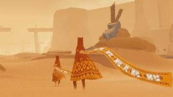 Journey: Collector's Edition вышла в PlayStation Network