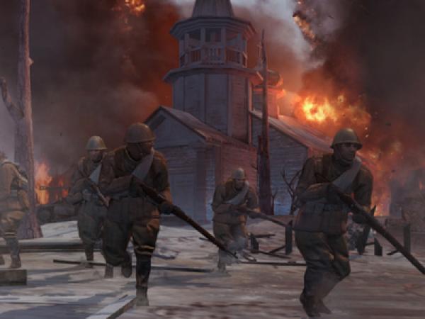 Company of Heroes 2 скрины и новые детали геймплея.