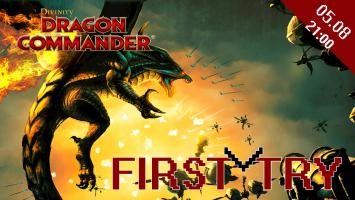 First Try. Divinity: Dragon Commander
