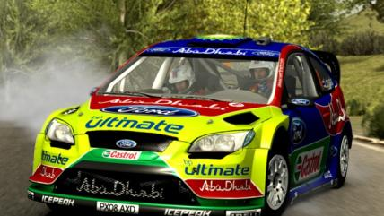 WRC: FIA World Rally Championship 4 – новый тизер