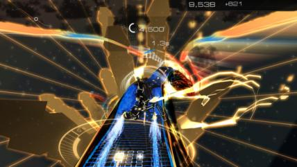Audiosurf 2 вышла в Steam Early Access