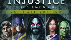 Warner Bros. выпустит Injustice: Gods Among Us на PS Vita и PS4