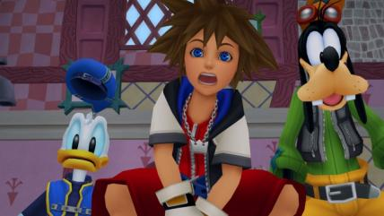 Kingdom Hearts HD 2.5 ReMIX выйдет на PS3 в 2014 году