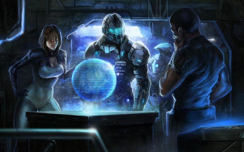 Mass Effect 3 #8212; Happy Ending (альтернативная концовка) 16