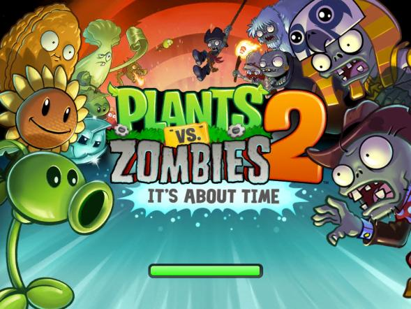 Android-version of Plants vs. Zombies 2 post & # x443; saw on sale ;