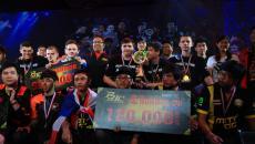 Сборная России выиграла чемпионат по Point Blank в Таиланде
