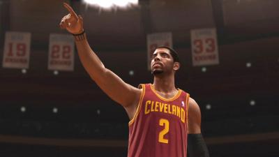 NBA Live 14 использует данные Synergy Sports Technology