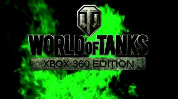 World of Tanks Xbox 360 Edition. Танки из ящика