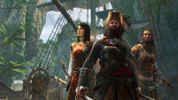 Черная Борода появится в мультиплеере Assassin's Creed 4 сегодня