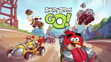 Angry Birds Go! вышла на iOS, Android, Windows Phone и BlackBerry