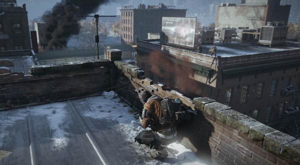 Ubisoft: «PC-версия The Division не является портом с консолей»