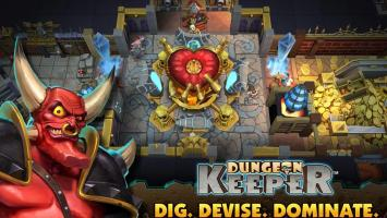 Ремейк Dungeon Keeper вышел на iOS и Android