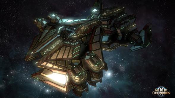 Дебютное геймплейное видео Galactic Civilizations 3