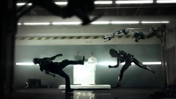 Фанатская короткометражка Deus Ex: Human Revolution