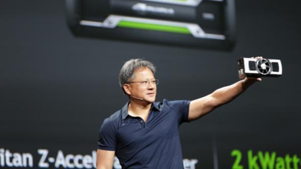Nvidia анонсировала Geforce GTX Titan Z