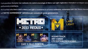 Metro 2033 Redux выйдет на PS4 и Xbox One