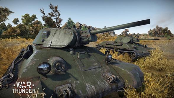 War Thunder: Новая экспериментальная японская боевая машина
