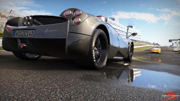 Студия Slightly Mad заявила, что World of Speed не является free-to-play игрой