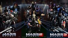Трилогия Mass Effect выйдет на PS4 и Xbox One