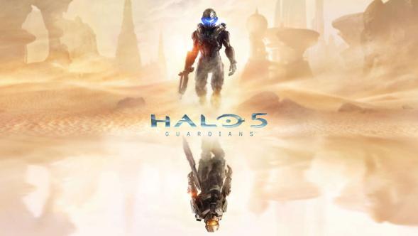 Кем не является мистический персонаж с арта Halo 5: Guardians?