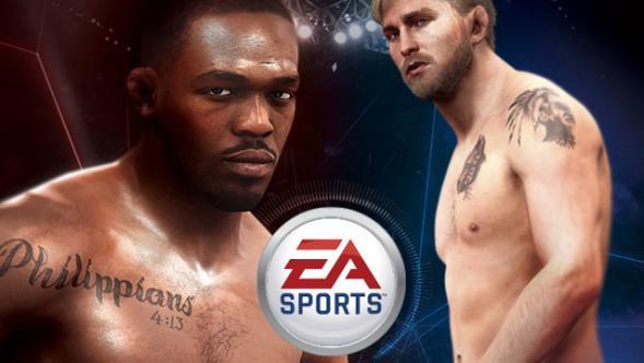 Ощутите азарт боя в демоверсии EA SPORTS UFC
