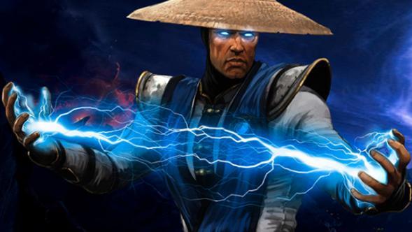Рейден— очередной персонаж Mortal KombatX
