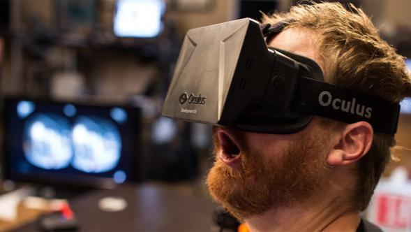 Уразработчика VR-технологий для нас «плохие новости»