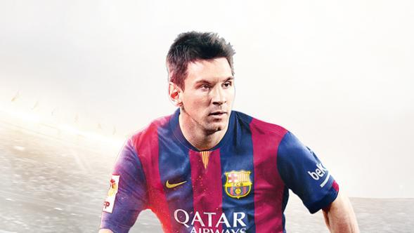 Угадайте-ка, кто порадует своим появлением на обложке FIFA 15?