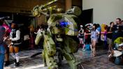����������� ������� ������������ Metal Gear REX