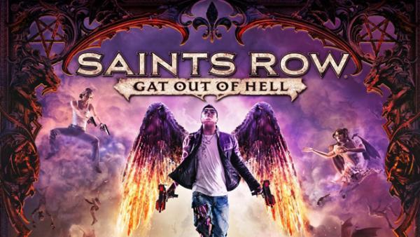 Анонсирована Saints Row: Gat out of Hell с релизом в 2015 году