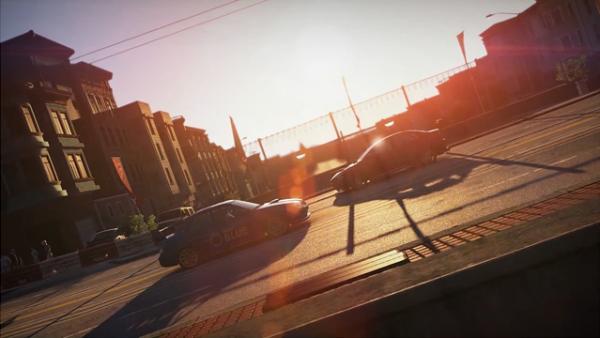 Новое видео от команды World of Speed: Mitsubishi против Subaru