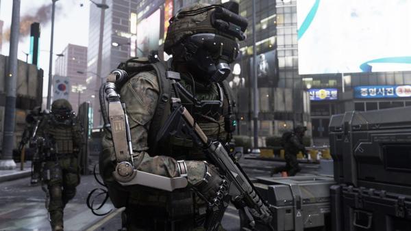 Новые подробности мультиплеера Call of Duty: Advanced Warfare