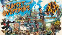 ������� ������ ������ ������� � ����������� Sunset Overdrive