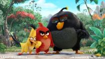 ��������� ���������� ������ ����� ����������� � ������ �� ������� Angry Birds