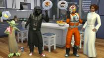 ����� ������ Sims 4 �������� ������� ������ Star Wars � ����������, � �������� �������� � ��������� ������