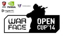 Warface Open Cup: ����� ����� ��1,5 �������� ������ ������� ���� �����������