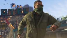 GTA 5 работает на PS4 в разрешении 1080p