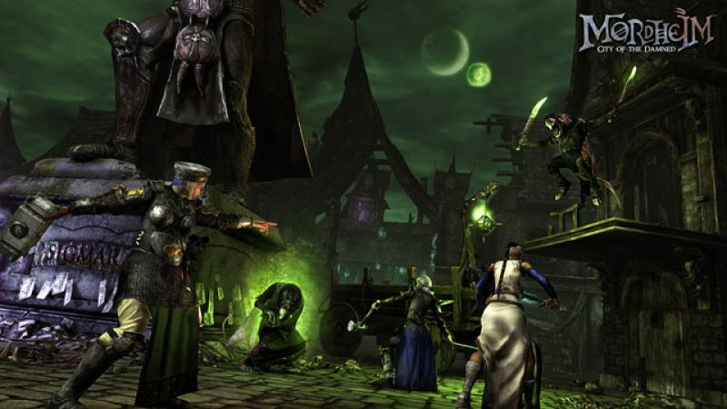 Mordheim city of the damned сохранения