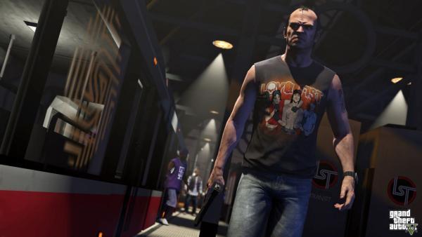 Почти полсотни скриншотов из версий GTA 5 для PS4 и Xbox One