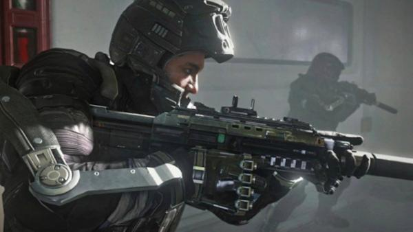 Первый пострелизный патч Call of Duty: Advanced Warfare