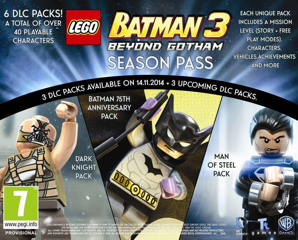 Сохранение лего бэтмен 3