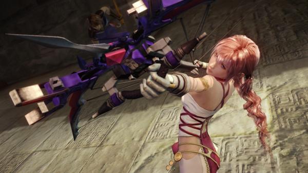 Релиз Final Fantasy 13-2 в Steam состоится в декабре
